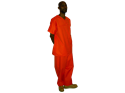 Picture of Jail Suit Bottoms