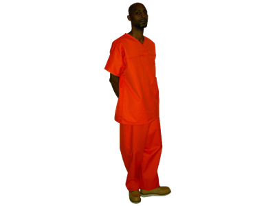 Picture of Jail Suit Tops