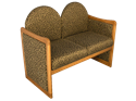 Picture of Slimline Loveseat
