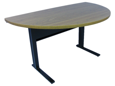 Picture of Infinity Half Moon Table