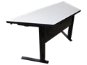 Picture of Infinity Trapezoid Table