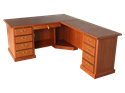 Picture of Heritage Specialist L Shaped Desk