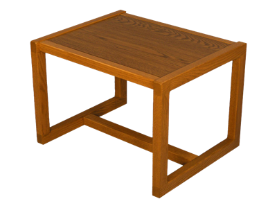 Picture of CLEARANCE: STM End Table Mahogany