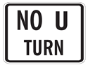 Picture of No U Turn