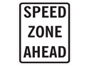 Picture of Speed Zone Ahead