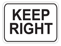 Picture of Keep Right