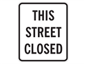 Picture of This Street Closed