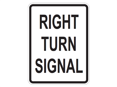 Picture of Right Turn Signal