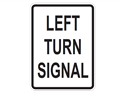 Picture of Left Turn Signal