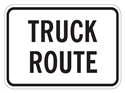 Picture of Truck Route