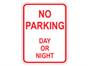 Picture of No Parking Day or Night