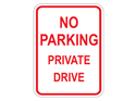 Picture of No Parking Private Drive