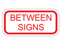 Picture of Between Signs
