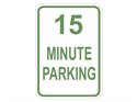 Picture of 15 Minute Parking