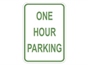 Picture of One Hour Parking
