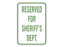 Picture of Reserved For Sheriff's Dept
