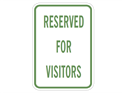 Picture of Reserved For Visitors