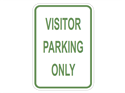 Picture of Visitor Parking Only