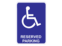 Picture of Reserved Parking