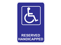 Picture of Reserved Handicapped