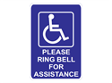 Picture of Please Ring Bell For Assistance