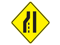 Picture of Left Lane Merging To Right