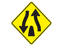 Picture of No Median Ahead