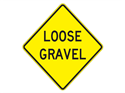 Picture of Loose Gravel -Text