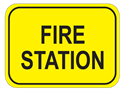 Picture of Fire Station-Text