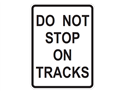 Picture of Do Not Stop On Tracks