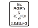 Picture of This Property Is Protected By Surveillance