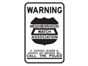 Picture of Warning Neighborhood Watch Association