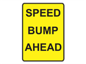 Picture of Speed Bump Ahead
