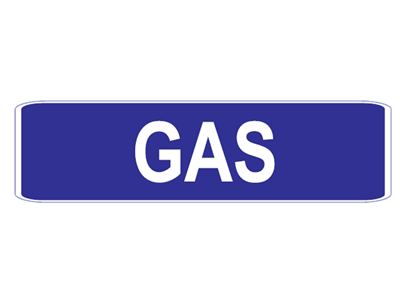 Picture of Gas-Text