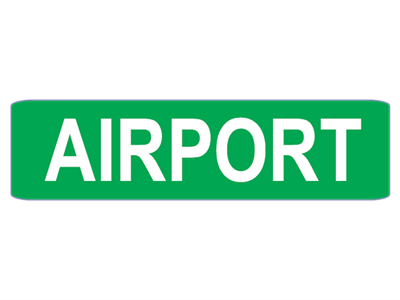Picture of Airport-Text