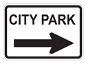 Picture of City Park w/Right Arrow