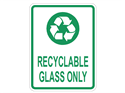 Picture of Recyclable Glass Only