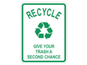 Picture of Recycle Give Your Trash A Second Chance