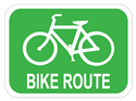 Picture of Bike Route w/ Bike Picture