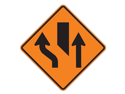 Picture of Divided Road Ahead