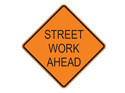 Picture of Street Work Ahead