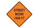 Picture of Street Work 1000 FT