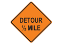 Picture of Detour 1/2 Mile