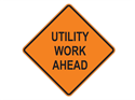 Picture of Utility Work Ahead