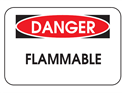 Picture of Danger Flammable