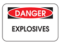 Picture of Danger Explosives