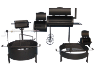 Picture for category Grills and Smokers