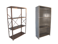 Picture for category Metal Shelving Storage