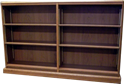 Picture of Mobile Double Faced Bookcase W/Shelving