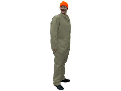 Picture of Unlined Coveralls
